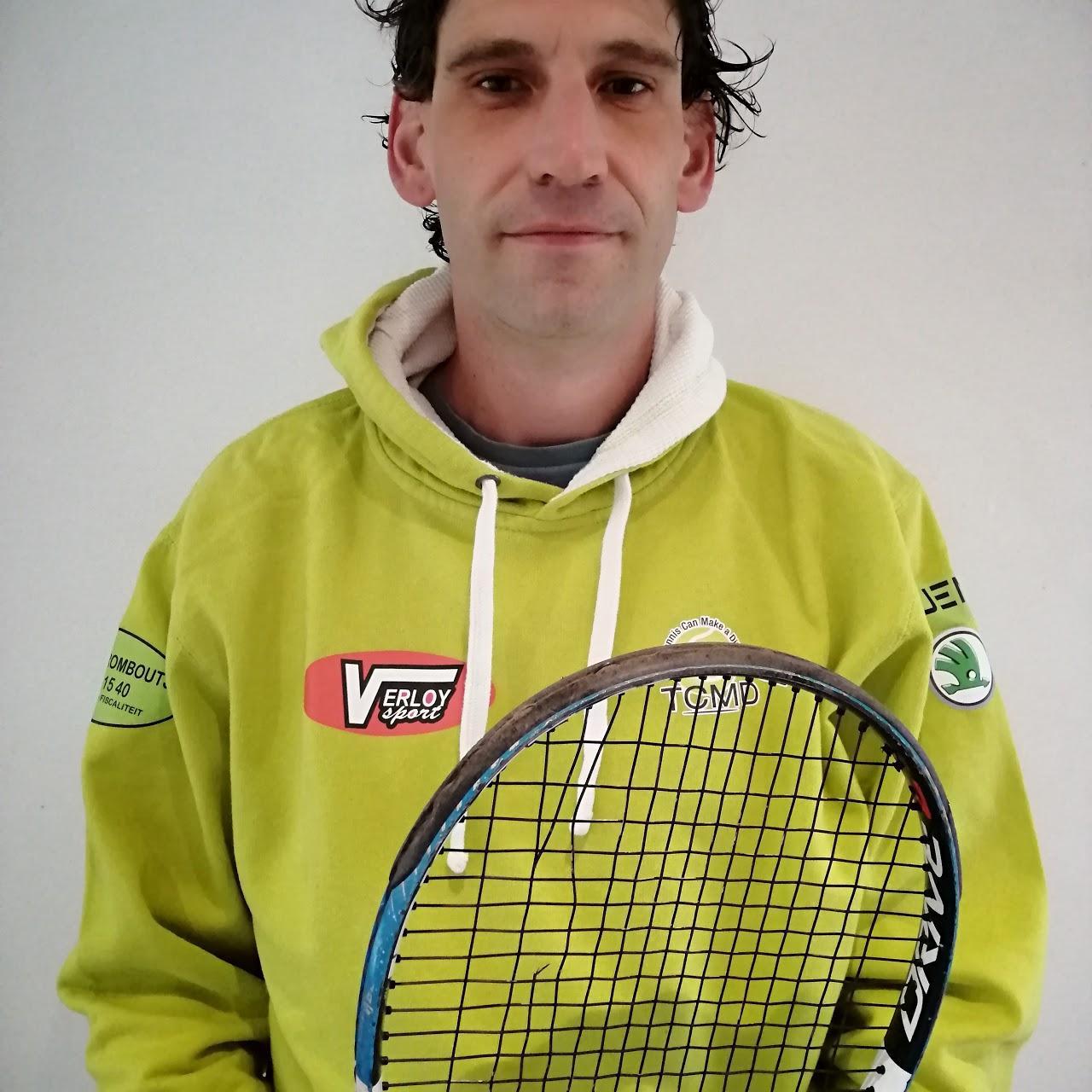 T.C. Machelen-Diegem Tennisschool Vincent Van Zuijlen